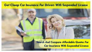 To receive multiple free quotes from top rated insurers, all you need to do is just enter state's zip code in our online comparison tool and find out how much money you can save! Car Insurance For Drivers With Suspended License