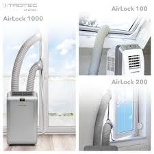 Ebay Vielfalt Trotec Fensterabdichtung Airlock Hot Air Stop