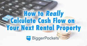 online cash flow calculator how to calculate cash flow on your next rental property