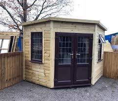 wooden garden sheds bespoke sheds for