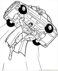 Small Picture Free Superhero Coloring Pages For Kids Archives Best Coloring Page