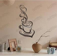 coffee mood removable vinyl pvc wall art words stickers diy 3d house decoration wall stickers for home decoration wall stickers for kids from lijunhu  on wall art words with coffee mood removable vinyl pvc wall art words stickers diy 3d house