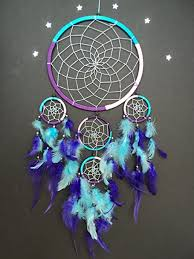 Dream Catchers For Sale Uk large dream catcher purple pink turquoise dreamcatcher Amazonco 25