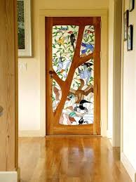 stained glass for front doors stain glass doors custom made stained glass door birds stained glass stained glass for front doors