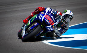 many consider jorge lorenzo the smoothest rider in motogp often appearing to be much slower
