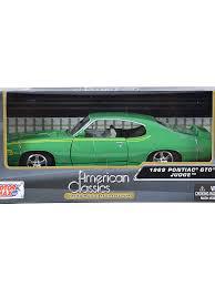 <b>Модель машины</b> Pontiac GTO Judge 1:24 73242AC <b>Motormax</b> ...