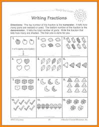 9+ fractions of a set worksheets | math cover