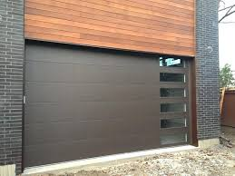 inspirational examples of modern garage doors the thin light wood vertical contemporary images