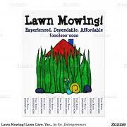 Lawn Care Business Plan Template Free Best Samples Templa Cmerge