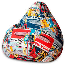 <b>DreamBag Кресло</b>-<b>мешок New York</b> XL - купить , скидки, цена ...