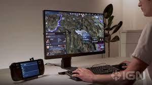 Steam Deck: Das erste Hands-On mit Valves neuem Handheld-Gaming-PC