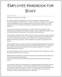 Staff Manual Template New Staff Policy Template Tacca