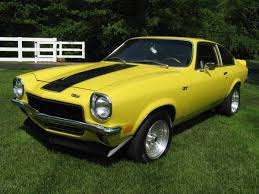 All Chevy 1976 chevrolet monza : Toys out of the Attic - 1974 Chevrolet Vega - Bill