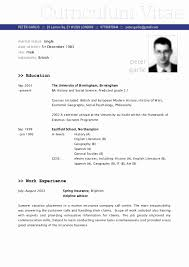 Sample Resume Doc New Resume Format Doc File Download Latest