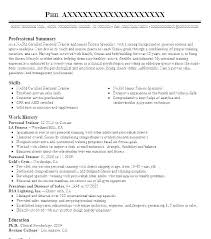 Fitness Instructor Resume Unique Personal Trainer Resume Sample Fitness Format Lovely Template Cv