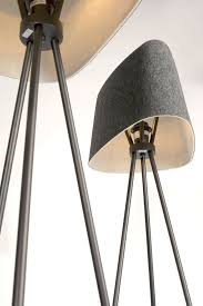 modern contemporary floor lamps felt shade floor by tom dixon ecc new zealand