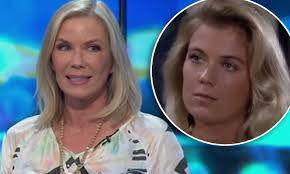 For this role, kelly won multiple awards including a national television award for best serial drama performance in 2012. Katherine Kelly Lang 57 Talks Starring On The Bold And The Beautiful And Motherhood Daily Mail Online