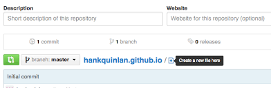 A Guide to Creating and Hosting a Personal Website on GitHub ...