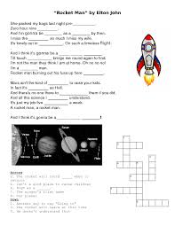 61 FREE Space Worksheets