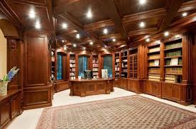 traditional home office. traditional home office with shaw carpet beige coffered ceiling laminate floors bellmont l