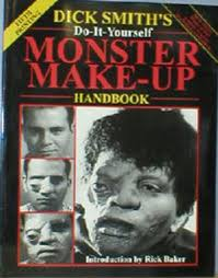monster makeup book by smith out of stock