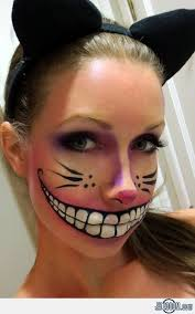 costume makeup cat from alice in wonderland court be this for and i will