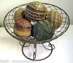 Decorative Metal Balls Decor Balls For A Bowl Decorative Metal Bowl With 100 Decorative 17