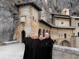 Image result for Photo of Subiaco monastery