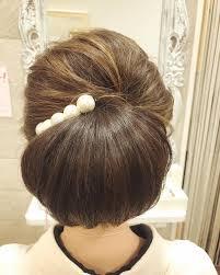 振袖に合う髪型15選30代40代50代女性の和風で清楚な髪型は Belcy
