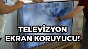 YUMRUK ATTIK KIRAMADIK - Televizyon için ARMOR ekran koruyucu - YouTube