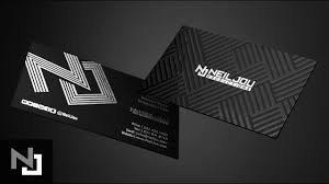 Business Card Spot Uv Mockup Free Psd Download Square Cards