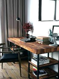 rustic office desk. Rustic Office Table Wood Desk Wondrous Reclaimed For House Design Best Ideas On R