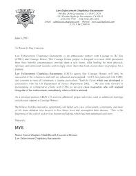Innovative Cover Letters Cover Letter For Police Officer Ideas Of