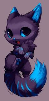 cute baby wolf anime. Interesting Anime This Is Sprite Sheu0027s Funny And Playful But Very Easy To Scare She Has  A Good Heart Isnu0027t Strong Her Mother Starfighter Her Father  With Cute Baby Wolf Anime