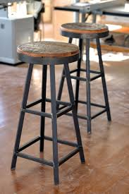 wooden seat bar stools. Bar Stools With Metal Legs Great Stool Wooden Seat Amazingal Backrest Leg Extensions Home Design 2