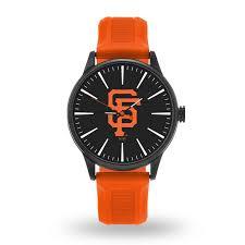 Rubber Design Sf Details About San Francisco Giants Cheer Design Watch Team Color Logo Baseball