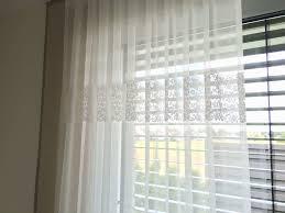 Ideen Gardinen Große Fenster
