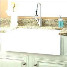 inch farmhouse sink for cabinet medium size of kitchen base a white 24 kohler