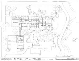 architectural building plans modern house Open Plan House Design Nz school of forestry rchitectural drawings plan building xcerpt open plan house design nz