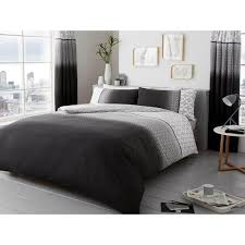urban ombre king size duvet cover set