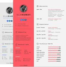 Freeresumetemplate Places To Visit Pinterest Stunning Interactive Resume Templates Free Download