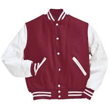 the jv varsity jacket