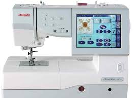 Janome Memory Craft 11000 Special Edition Sewing Machine