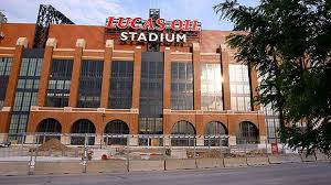 Indianapolis Colts Seating Chart Lucas Oil Stadium Seating Chart Pictures Directions And