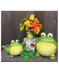 quick view frog party