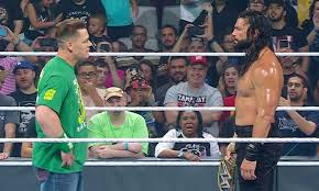 John cena returns at money in the bank, confronts roman reigns. Atncx1rmd5ujnm