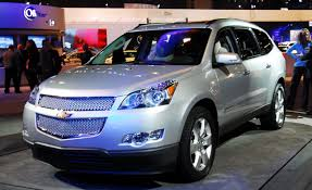 Chevrolet Traverse Reviews - Chevrolet Traverse Price, Photos, and ...