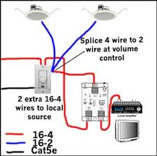 pre and whole house audio wiring diagram gooddy org control4 wiring schematic at Control4 Switch Wiring