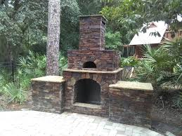 outdoor pizza oven kits brick kit ovens fireplaces with wood fired outdoor pizza oven plans