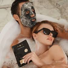 Пузырьковая <b>тканевая маска против</b> несовершенств MIXIT ...